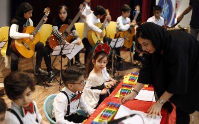 گزارش تصویری کنسرت یلدانه ۱