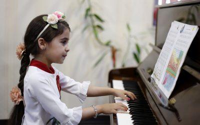 پنجمین اجرای کارگاهی پیانو
