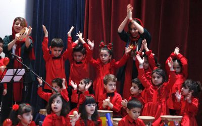 ارکستر یلدانه کودکان